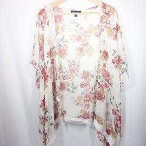 Floral Kimono Small
